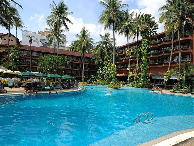 โรงแรม ป่าตอง เมอร์ลิน